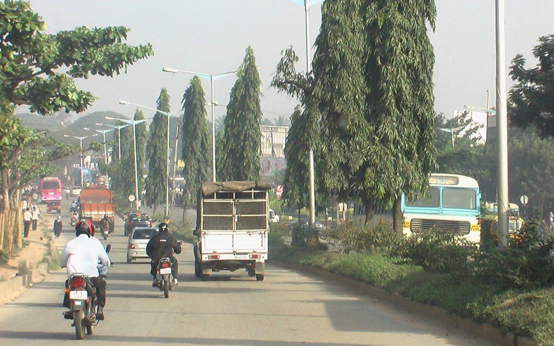 Mobilität in Indien