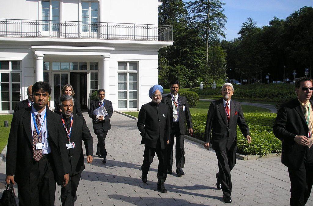 Ein Porträt: Manmohan Singh